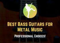 best bass guitars for metal
