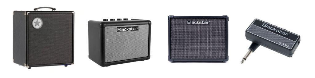 blackstar bass amp