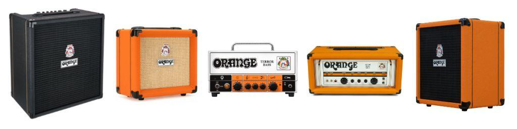 orange bass amp