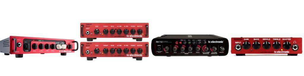 tc electronics bass amp